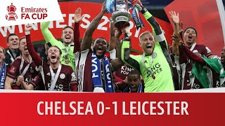 Chelsea vs Leicester (0-1)   Tielemans stunner wins it for the foxes! FA Cup Final Highlights