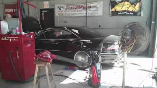 2004 CL55 460 Horsepower at the Wheels 498 Foot pounds of Torque