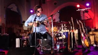 Josh Garrels sings