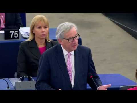 15/03/2017 President Juncker on Turkey