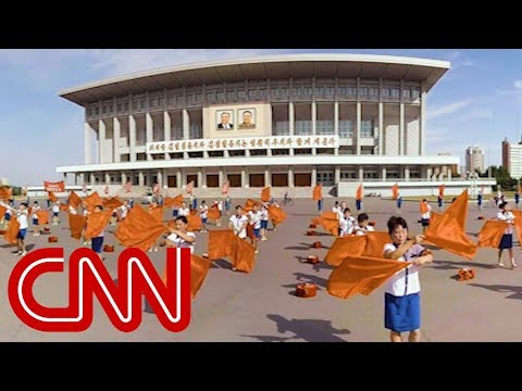 An ordinary day in North Korea – 360 Video