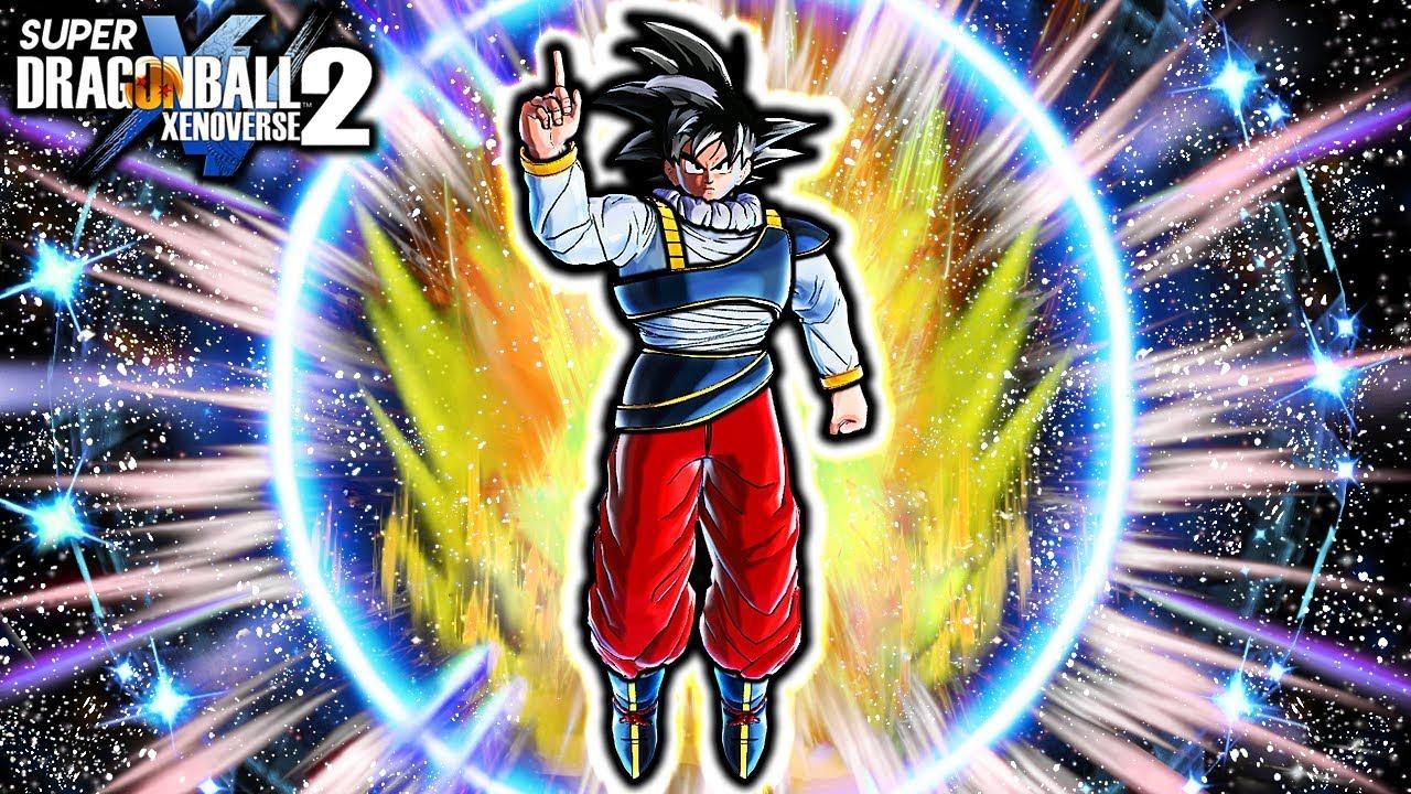 New Yardrat Goku Warp Skills Dragon Ball Xenoverse 2 Yardrat Goku Clothes Custom Ssj Animation Youtube