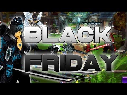 AQW: Black Friday Shop 2014! (Evolved Legion Vampire is so the next Soulweaver ;))