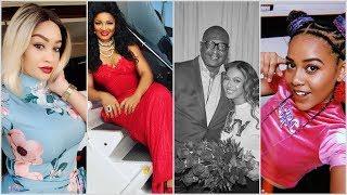 Zari The Bosslady kusherehesha tuzo hizi kubwa pamoja na baba yake Beyonce, Mathew Knowles