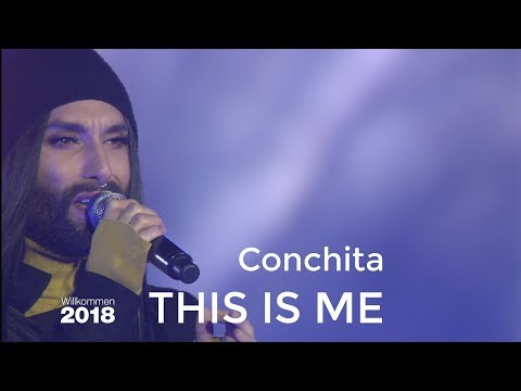 CONCHITA – THIS IS ME (The Greatest Showman) – Berlin Willkommen 2018