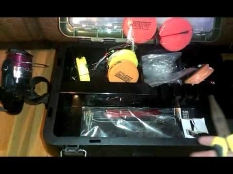 Sea fishing tackle box review