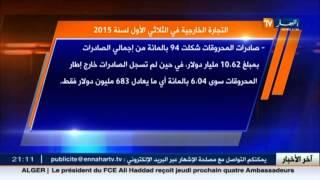 هذه هي الأسباب الحقيقية لتراجع صادرات الجزائر وتسجيل عجز في الميزان التجاري