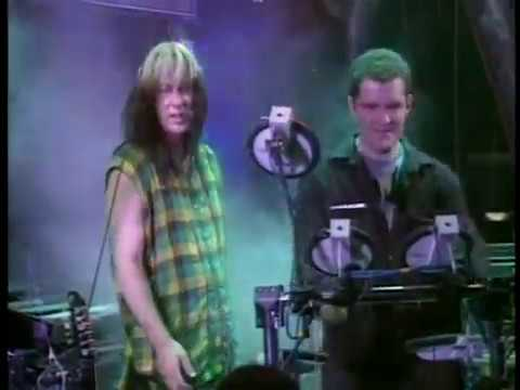 1994 - Todd Rundgren (TR-i) - 'Bang the Drum All Day'