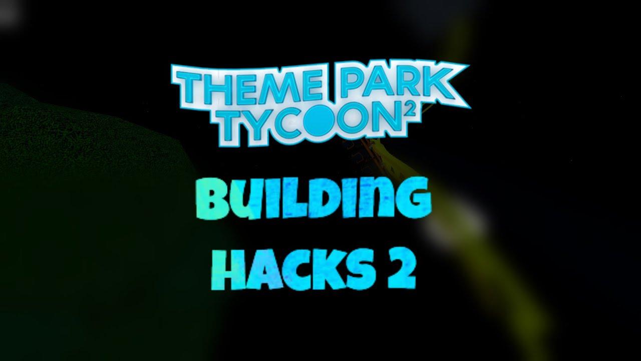Roblox Theme Park Tycoon 2 Hack