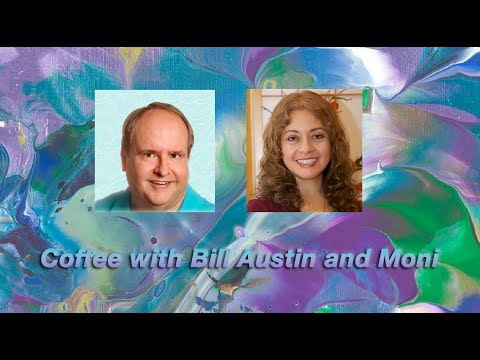 Coffee with Moni and Bill - Spiritual Healing - Karma Clearing