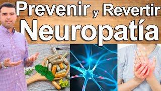 Paleo dieta neuropatía periférica