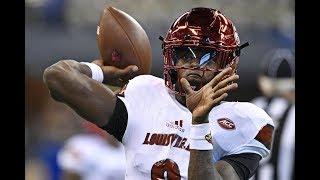 Lamar Jackson 2017-2018 Highlights