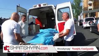 Երևանում «Պեպսի Կոլա» ի աշխատակիցը Skoda ով վրաերթի է ենթարկել  հետիոտնին
