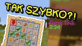 NAJSZYBSZA WYGRANA W BINGO! (2 minuty xD) | Minecraft: Bingo! [#2]