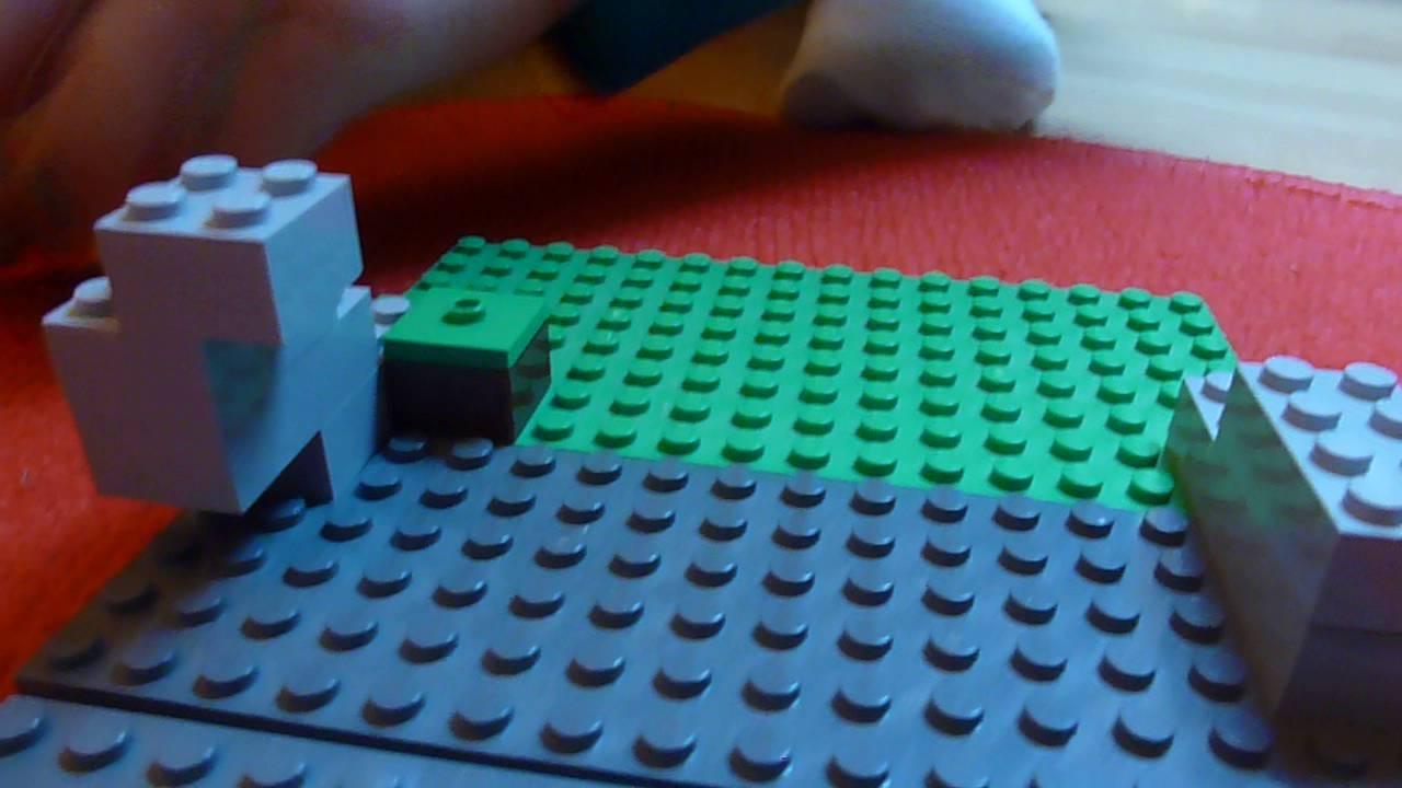 TUTO Créer Sa Grotte Lego Minecraft YouTube - Minecraft die grobten hauser