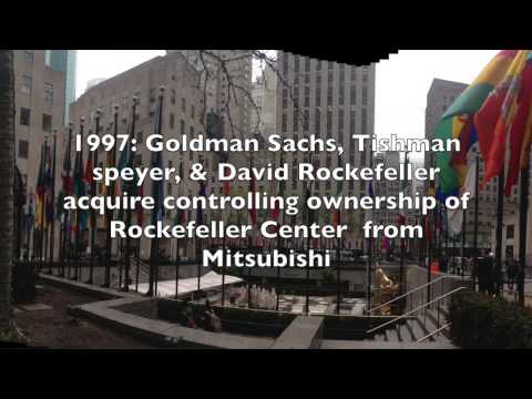 History of NYC Rockefeller Center