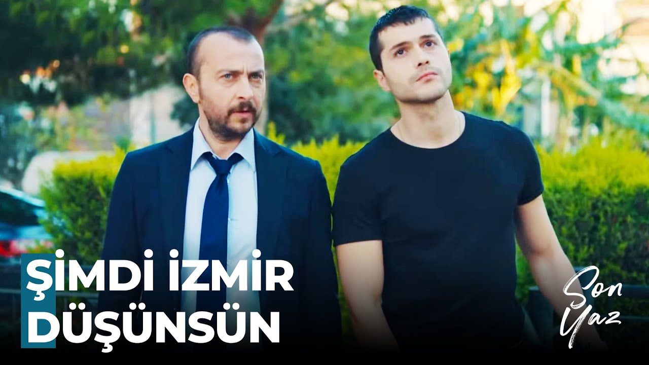 Selim ve Yeni Ev Arkadaşı Akgün - Son Yaz 1. Bölüm (FİNAL SAHNESİ)