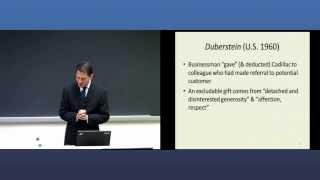 Georgetown University Law Center - Graduate Programs - Foundations of Federal Taxation - Video Clip(, 2014-02-12T15:29:28.000Z)