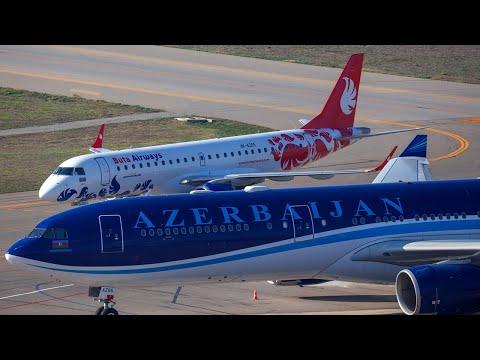 Из Москвы отправился первый с марта регулярный рейс в Баку