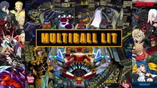 Zeo Balls: Power Rangers Zeo: Full Tilt Battle Pinball