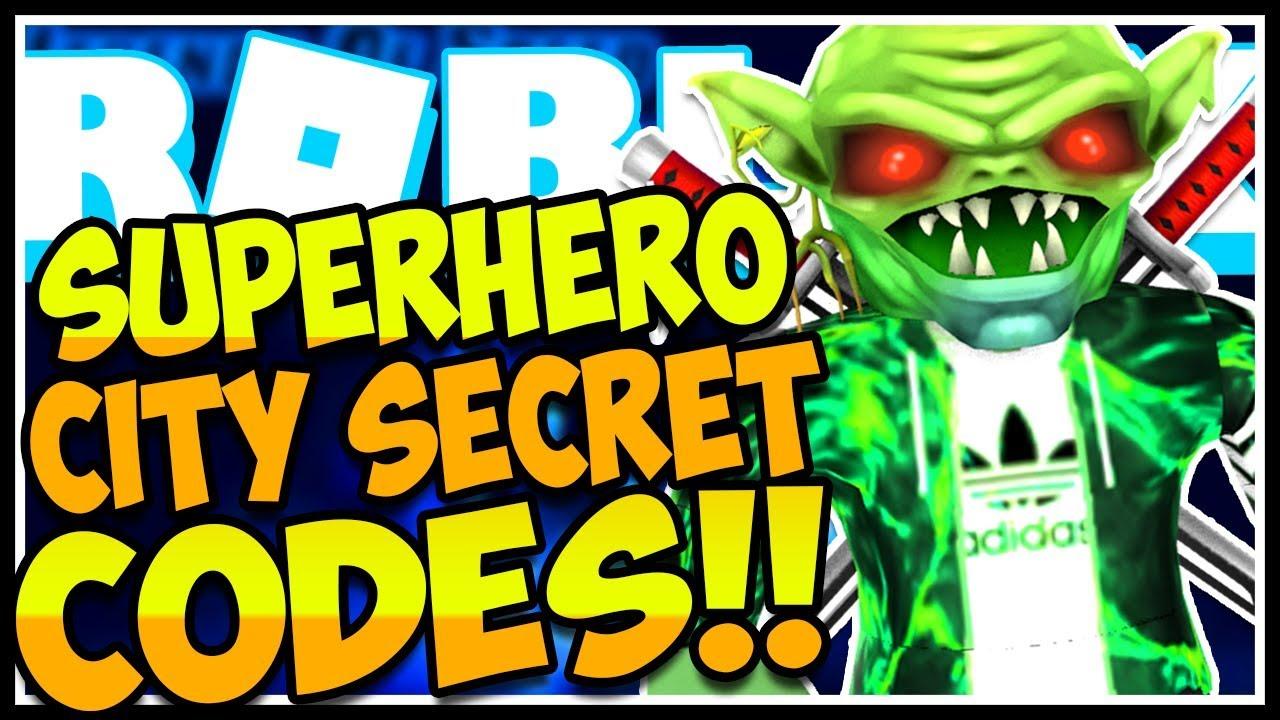 All Secret Codes Superhero City Grand Opening Superhero