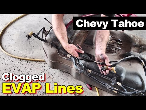 06 chevy tahoe remove gas tank and replace fuel pump s. Black Bedroom Furniture Sets. Home Design Ideas