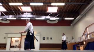 An Iaido Technique