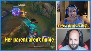 When Top Lane's Parents aren't Home, New Pantheon Bug | LoL Daily Moments Ep 571