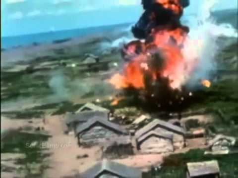 vietnam napalm bombing The myth and the truth of trang bang incident  only a single bombing run of many during those three days was involved in.
