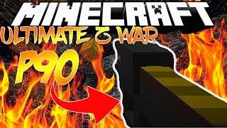 Oops Club Minecraft Unlimited Z War Map Tập 3: P90 BẮN CHUẨN VÃI