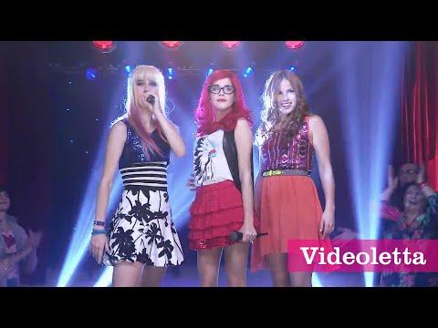 Violetta 3 English: Roxy, Fausta and Camila sing