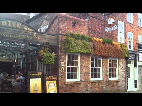 Discover the city of York (England)