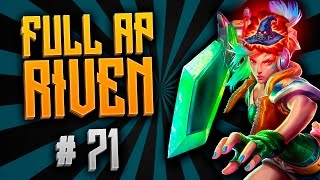 League of Legends ITA #71 - AP RIVEN?!? - Riven TOP