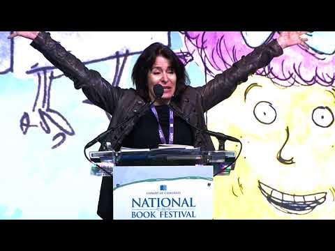 Verónica Murguía: 2017 National Book Festival