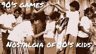 90's games   nostalgic games of 90's kids  90's kids special  GK
