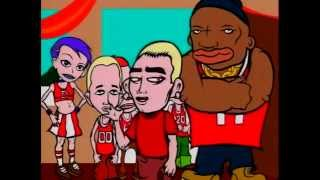 The Slim Shady Show ep1\ Шоу Слима Шейди 1 серия VO [Joker_R]