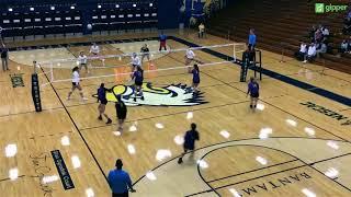 Trinity Volleyball v. Williams Highlights ~ 10/12/18