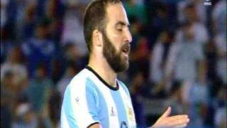 Argentina 1 Chile 0 (Relato Mariano Closs)   Eliminatorias Rusia 2018