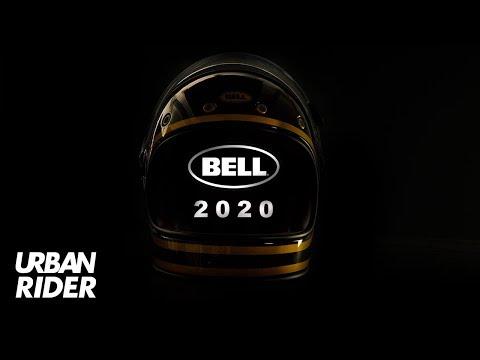 BELL 2020 MOTORCYCLE HELMETS | URBAN RIDER