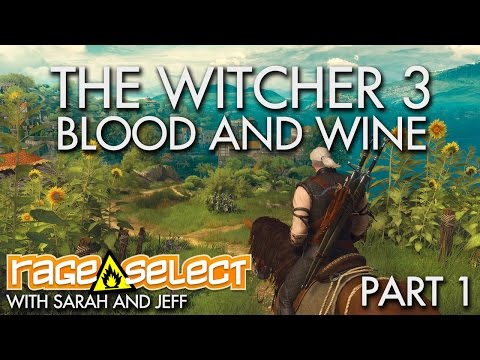 The Dojo - The Witcher 3: The Wild Hunt - Blood and Wine - Part 1