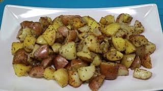 Breakfast Potatoes Recipe -  How to Make Home Fries
