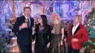 Новогодний голубой огонек  2014