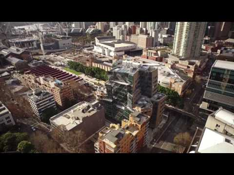 UTS SYDNEY CAMPUS FLYTHROUGH