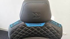 Backforce One Test - Made-in-Germany Gaming Stuhl - meine Erfahrungen & Größenberatung!