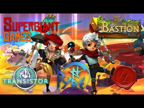 Bastion, Transistor & Pyre: A Supergiant Review