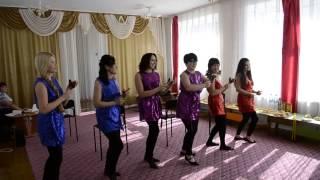 день дошкольного работника 2014 детсад 40, Уфа