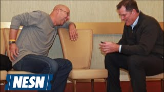 Terry Francona Accompanied John Farrell During Chemotherapy