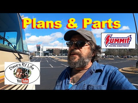 Projects & Parts Hunting - A Visit to Summit Racing & Equipment - Ford Classics & The 1971 Maverick