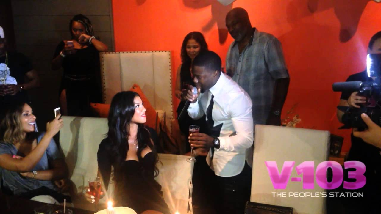 Eniko Parrish Reveals How She Found Out About Kevin Hart's ...