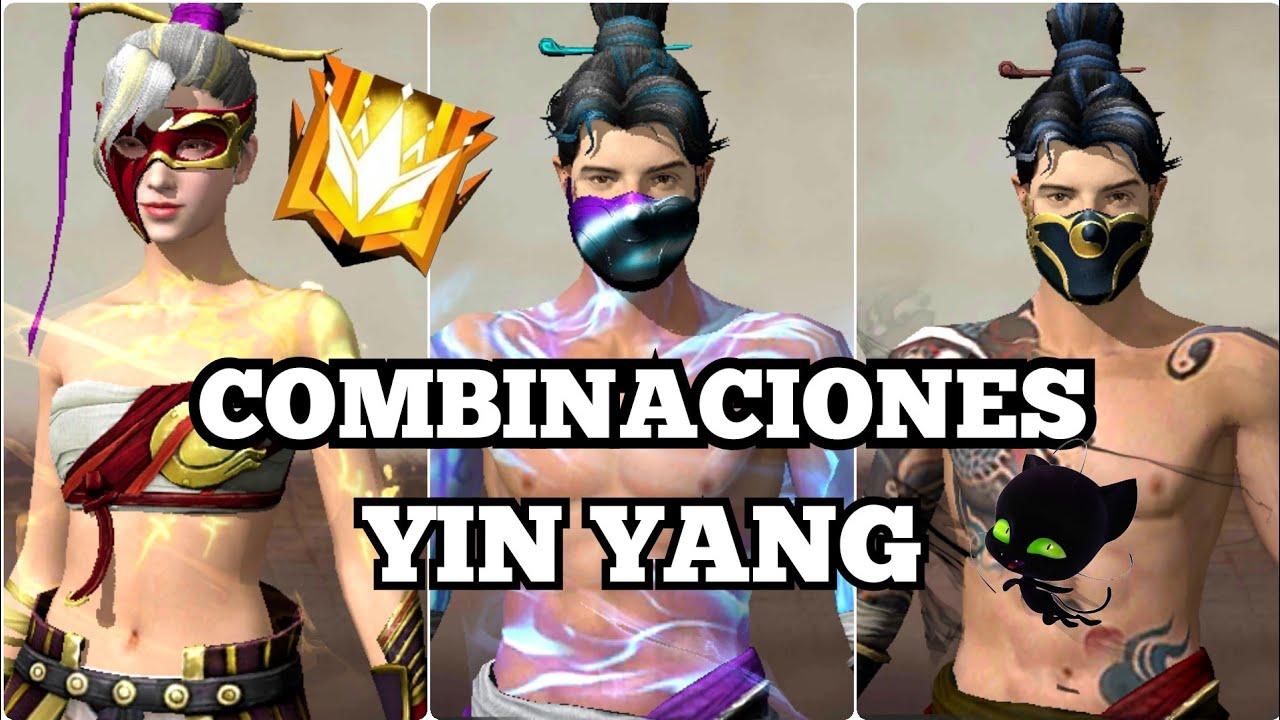 """mejores combinaciones """"yin yang""""  youtube"""